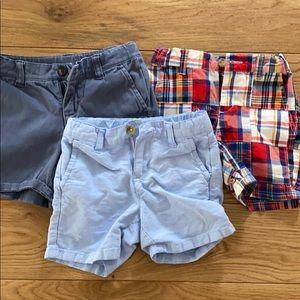 Janie and jack shorts bundle